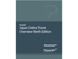 Japan Online Travel Overview Ninth Edition