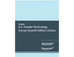 U.S. Traveler Technology Survey Seventh Edition (Series)