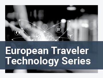 European Traveler Technology Survey 2017 (Series)