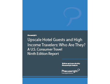 Upscale Hotel Guests and High Income Travelers: Who Are They?