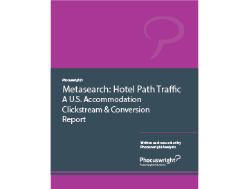Metasearch: Hotel Path Traffic