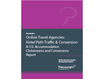 Online Travel Agencies: Hotel Path Traffic & Conversion