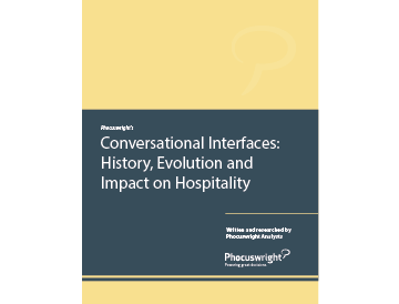 Conversational Interfaces: History, Evolution and Impact on Hospitality
