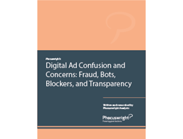 Digital Ad Confusion and Concerns: Fraud, Bots, Blockers, and Transparency