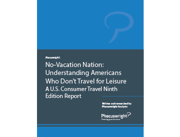 No-Vacation Nation: Understanding Americans Who Don't Travel for Leisure
