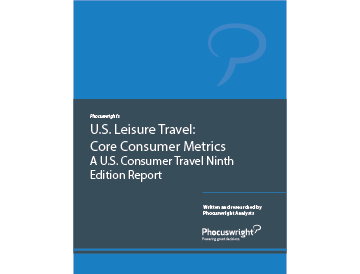 U.S. Leisure Travel: Core Consumer Metrics