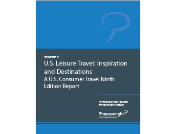 U.S. Leisure Travel: Inspiration and Destinations