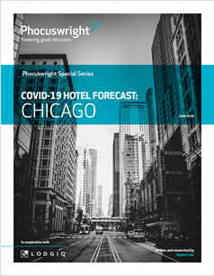 Chicago Hotel Forecast