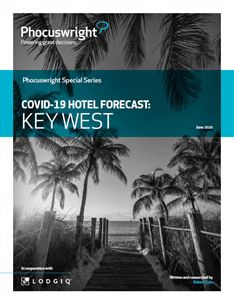 Key West Hotel Forecast