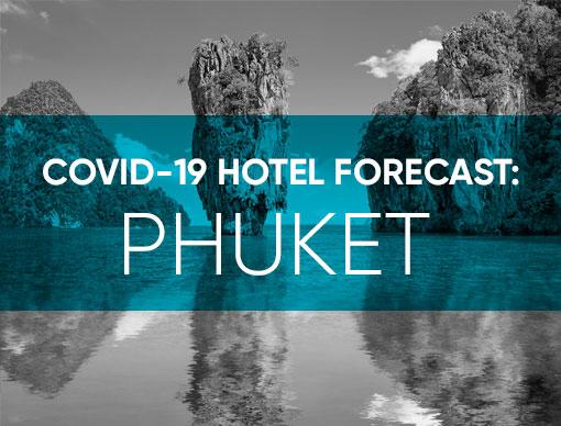 COVID-19 Hotel Forecast: Phuket