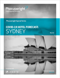 Sydney Hotel Forecast cover