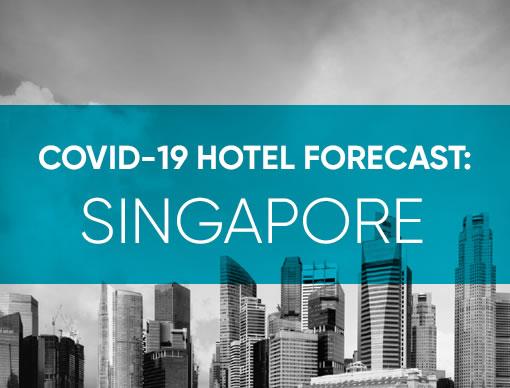 COVID-19 Hotel Forecast: Singapore