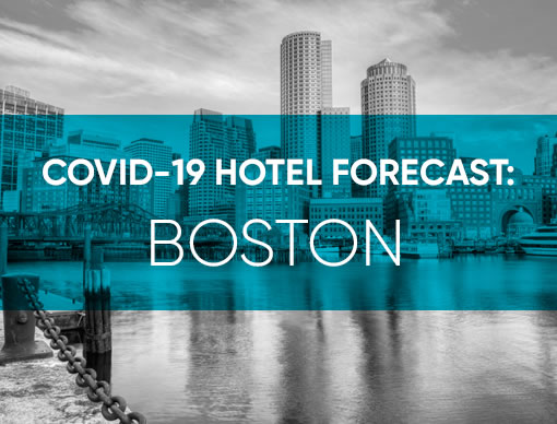 COVID-19 Hotel Forecast: Boston
