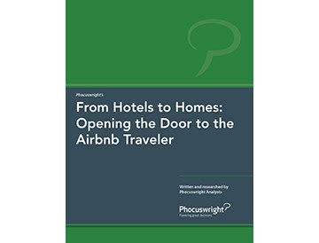 From Hotels to Homes: Opening the Door to the Airbnb Traveler