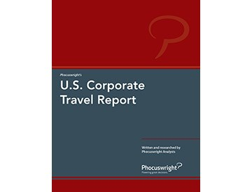 U.S. Corporate Travel: Market Sizing and Trends