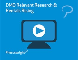 DMO Relevant Research & Rentals Rising – What the Sharing Economy and Private Accommodation Mean for U.S. Travel