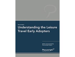 Understanding the Leisure Travel Early Adopters Webinar