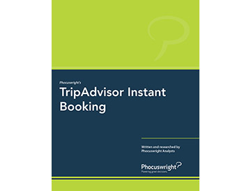 Instant Booking: TripAdvisor's Bold Repositioning