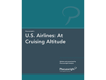 U.S. Airlines: At Cruising Altitude