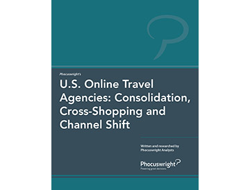 U.S. Online Travel Agencies: Consolidation, Cross-Shopping and Channel Shift