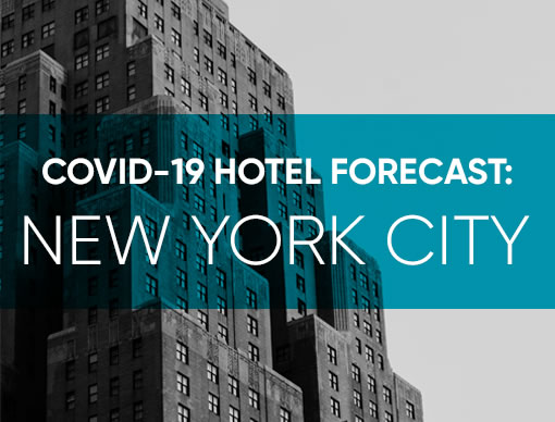 COVID-19 Hotel Forecast: New York City