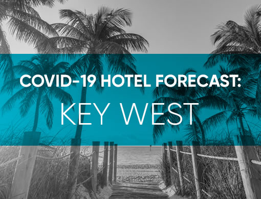 COVID-19 Hotel Forecast: Key West