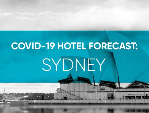 COVID-19 Hotel Forecast: Sydney
