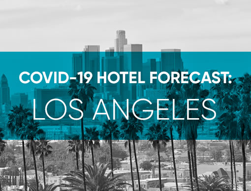 COVID-19 Hotel Forecast: Los Angeles