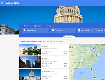 Is Google Flights the OTA antidote?