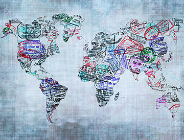 Map-PassportStamps