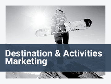 Destination Activities Marketing